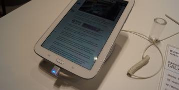 Samsung Galaxy Note 8.0: galaktische Konkurrenz für das iPad Mini