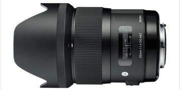 Höchste Ansprüche: Sigma 35mm F1,4 DG HSM