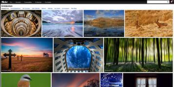 Flickr bietet 1 TB gratis für Bilder und Videos