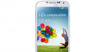 Samsung schraubt Verkaufserwartung für das Galaxy S4 deutlich zurück