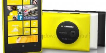 Nokia Lumia 1020: Technische Spezifikationen aufgetaucht