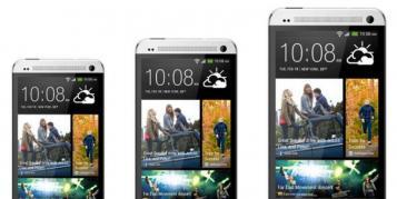 Klein und richtig groß: Verkaufsstart für HTC One Mini und HTC One Max bekannt
