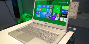 Acer Aspire S7: Hardware-Update für das schicke Ultrabook
