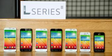 LG L Serie III: Schönes Design, schlechte Hardware
