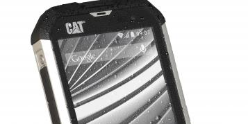 CAT stellt extrem robustes Smartphone mit Android 4.4.2 vor