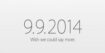Offizell: Apple verschickt Einladungen für das iPhone-6-Event am 9.9.2014 um 19 Uhr