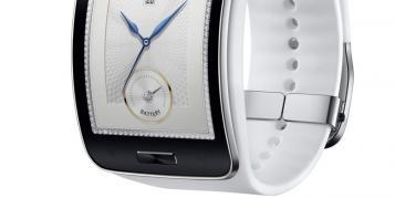 Galaxy Gear S: Smartwatch mit Smartphone-Fähigkeiten
