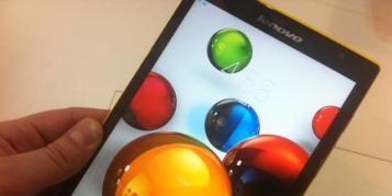 Lenovo Tab S8 im Hands-On-Video: Günstiges Tablet mit flotter Leistung