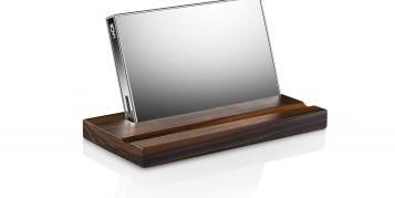 LaCie erweitert Festplatten-Portfolio: Von 7 Millimeter dünn bis hin zum Speicher hinter eigenem Spiegelbild