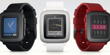 Pebble Time: Neue Smartwatch exklusiv bei Kickstarter