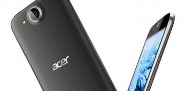 Acer Liquid Jade Z Plus: Mittelklasse-Smartphone mit sehr elegantem Design und innovativer Besonderheit