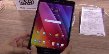 Hands-On-Video: Asus Zenpad S 8.0 - 8 Zoll-Tablet mit USB-Type-C-Anschluss