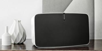 Sonos PLAY:5 - Neue Box und Trueplay-Funktion für alle Lautsprecher