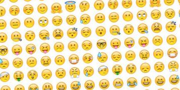 33 Emojis, die auf jedem Smartphone anders aussehen