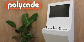 Polycade holt die Daddelmaschinen der 80er zu euch nach Hause