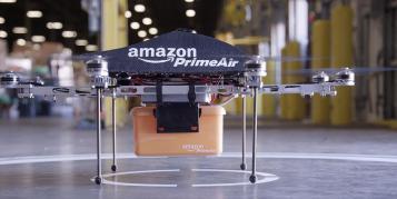 Amazon Prime Air: So soll Amazons Drohnen-Lieferung funktionieren