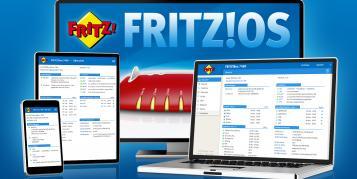 Fritz!OS 6.50: Update nun auch für ältere Router