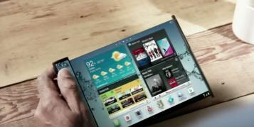 Samsung & LG: Faltbare Smartphones kommen in 2017