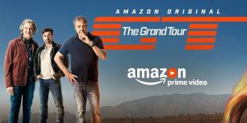 Endlich wieder Top Gear: The Grand Tour startet heute