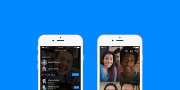 Facebook-Messenger erhalt Gruppen-Video-Chat