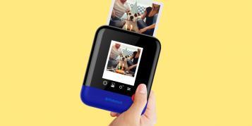 Polaroid zerrt Sofortbildkamera ins digitale Zeitalter