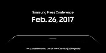 So wird das Galaxy Tab S3 aussehen
