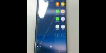 Galaxy S8: Das erste Bild der Frontseite