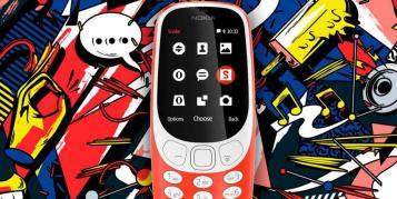 Nokia legt Kult-Handy Nokia 3310 neu auf