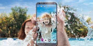 LG G6: High-End, schnörkellos und Fokus auf Display und Kamera