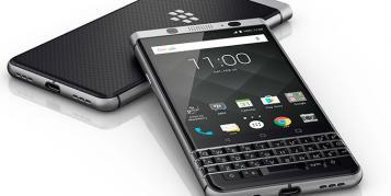 BlackBerry KEYOne: Ein einzigartiges Smartphone
