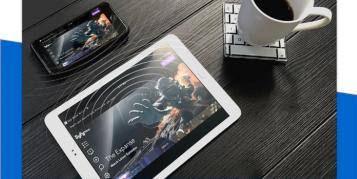 Superscreen macht Smartphone zum Tablet