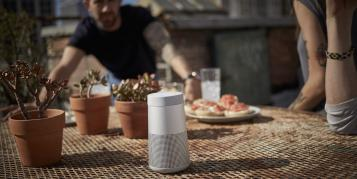 Bose: SoundLink Revolve als 360-Grad-Lautsprecher