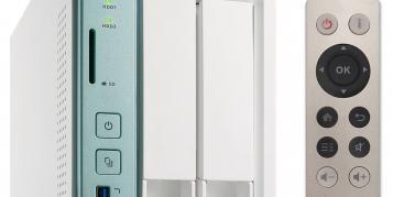 Multimedia-NAS nur kurze Zeit im Sale: QNAP TS-251A-4G reduziert