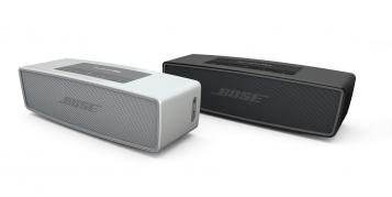 Kleiner Kraftprotz: Bose SoundLink Mini II in Carbon und Pearl günstiger