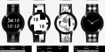 Sie ist da: Sony veröffentlicht neue E-Paper-Smartwatch FES Watch U