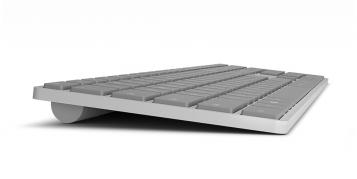 Upgrade für Zubehör: Microsoft Modern Keyboard jetzt mit Fingerabdrucksensor