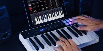 IK Multimedia iRig Keys I/O: Musikproduktion überall möglich