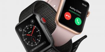 Überraschung: Apple Watch Series 3 LTE hat 16 GB Speicher