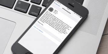 iOS 11: Download ab sofort verfügbar - Diese Geräte werden unterstützt