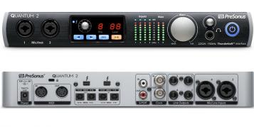 Presonus Quantum 2: schnelles Audio-Interface für den Desktop