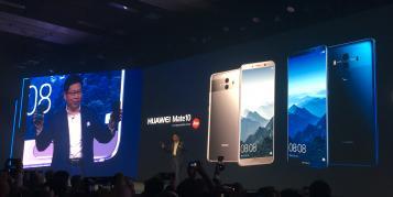Intelligentes Smartphone - Huawei stellt das Mate 10 vor