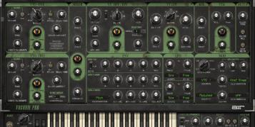 Vollversion auf DVD: AIR Music Vacuum Pro Synthesizer mit Beat 12/2017