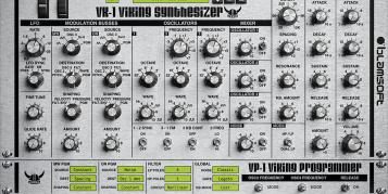 Blamsoft VK-1 Viking Synthesizer: virtueller Minimoog als VST