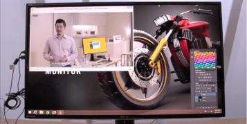 Asus bringt 4K-Monitor ProArt PA329Q: 32-Zöller mit 100-prozentiger Farbabdeckung und internem Kalibrierungs-Speicher