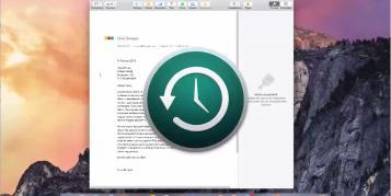 OS X 10.10 Yosemite Video-Tipp: Dokumente mit Time Machine als Backup sichern – so geht's