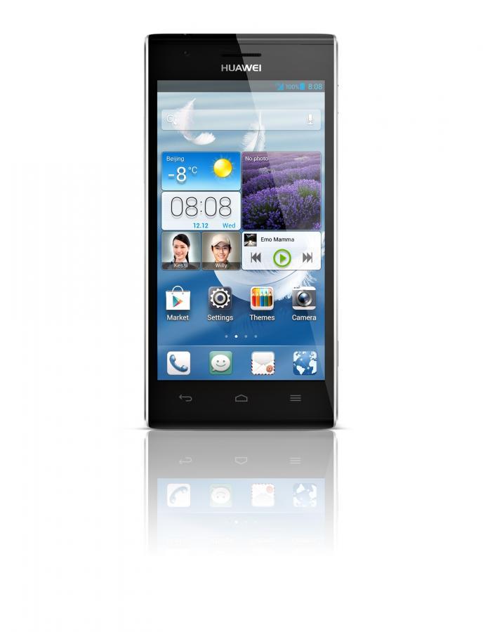 Huawei Ascend P2 getestet: Hightech und Understatement ...