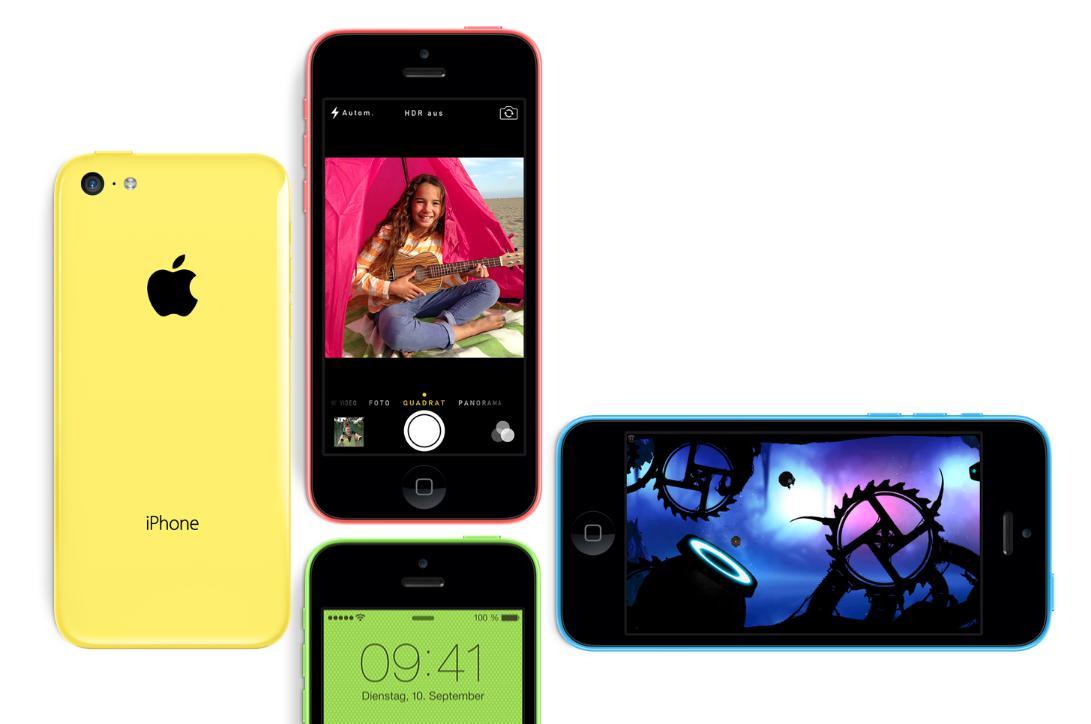 iphone 5c preis media markt