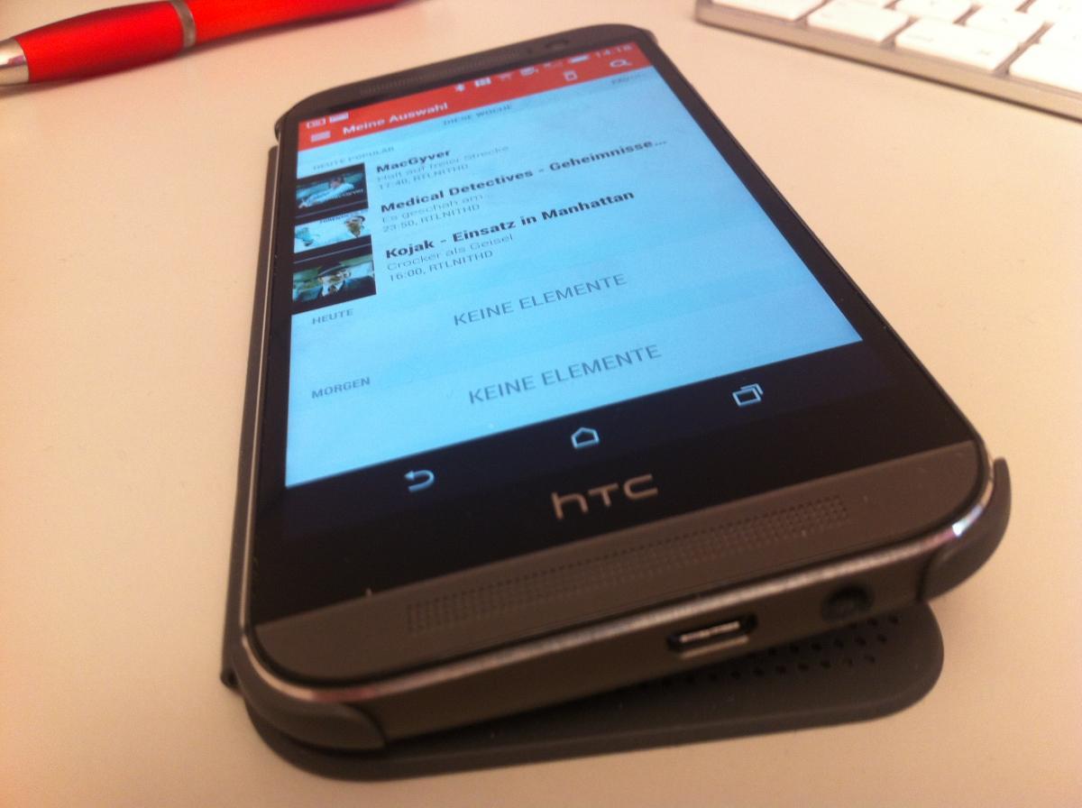 HTC e M8 im Test Der derzeit edelste Androide als konkurrenzlose Sound Maschine
