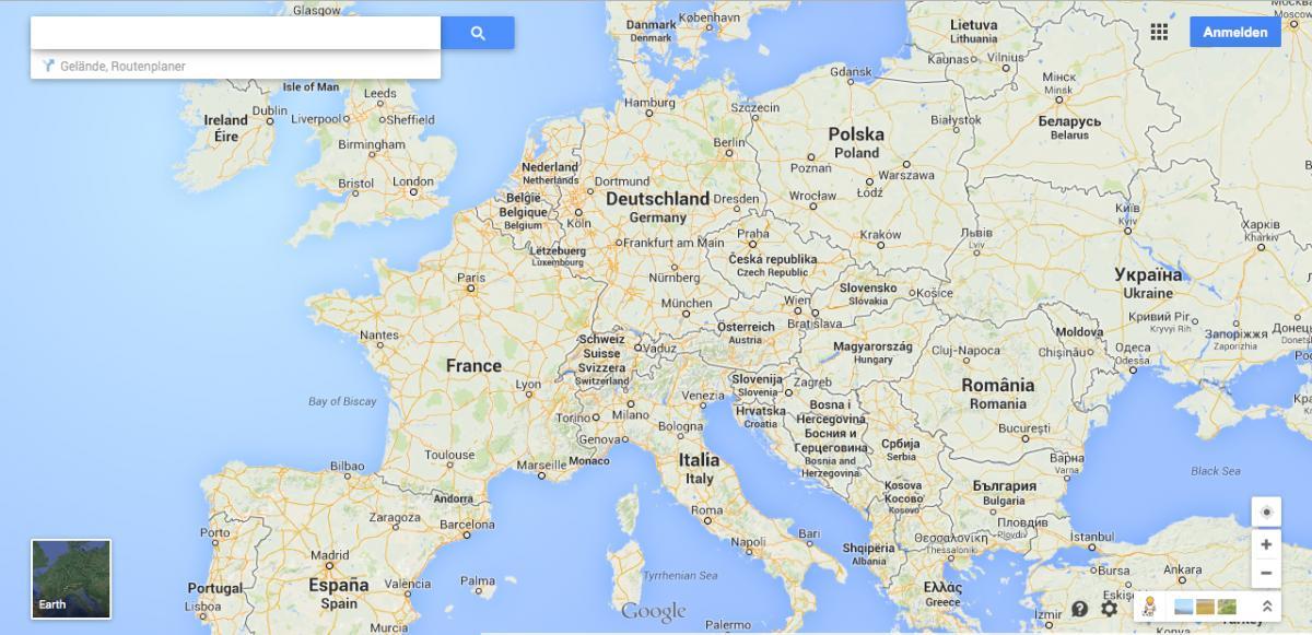 Google Maps: Geheimtrick ruft klassische Ansicht ins Leben zurück ...
