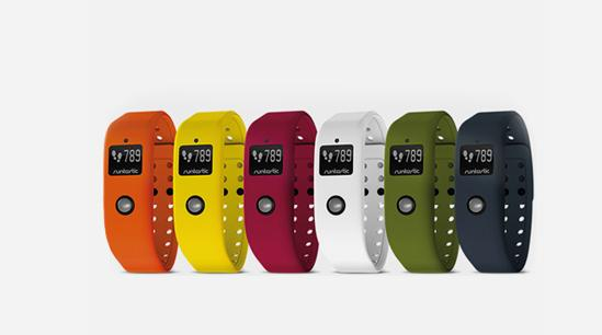 Runtastic Orbit: Flexibler Fitness-Tracker misst Bewegung und Schlaf rund  um die Uhr